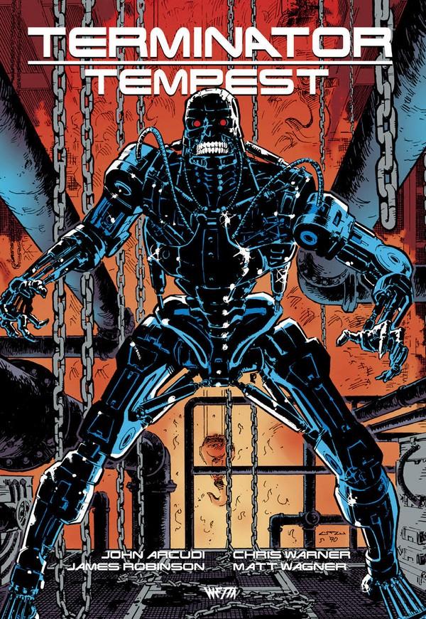 Terminator Tempest Édition Hardcore (VF)