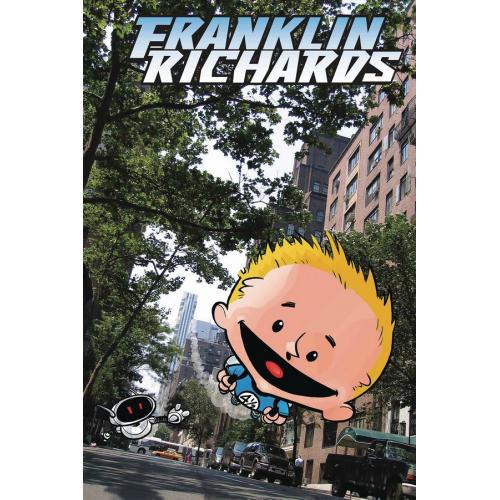 FRANKLIN RICHARDS FANTASTIC YEAR 1 (VO)