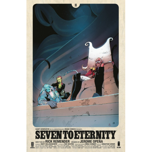 Seven to Eternity 11 Bengal Variant (VO)