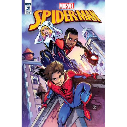 SPIDER-MAN 2 (VO) IDW
