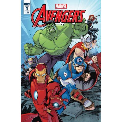 avengers 1 (VO) IDW