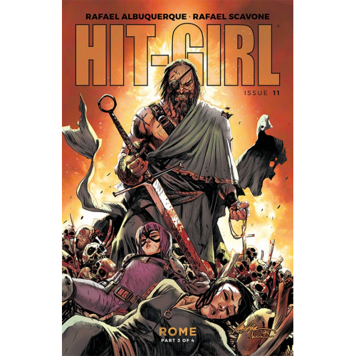 HIT-GIRL 11(VO)