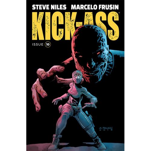 KICK-ASS 10 (VO)