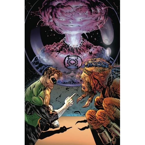 The Green Lantern 2 (VO) GRANT MORRISON - LIAM SHARP