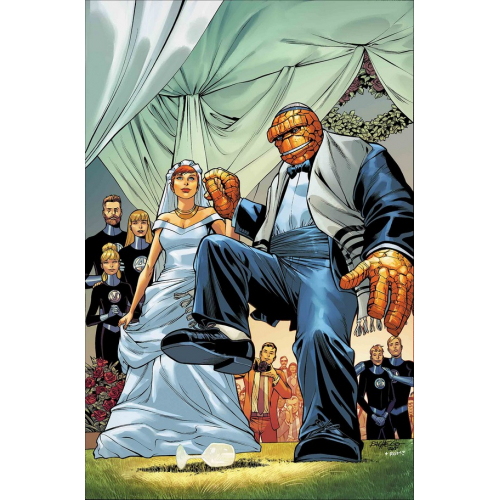 FANTASTIC FOUR WEDDING SPECIAL 1 (VO)