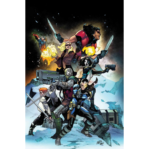 X-FORCE 1 (VO)