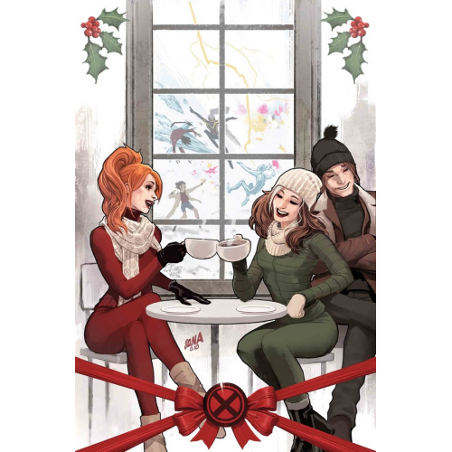 MERRY X-MEN HOLIDAY SPECIAL 1 (VO)