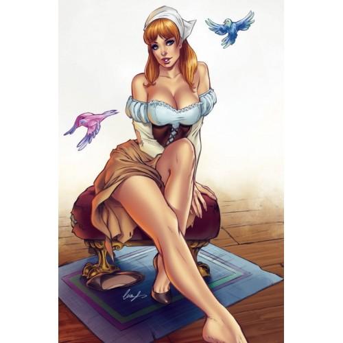 Mini-Print Fairy Tales by Elias Serie 1 N°4