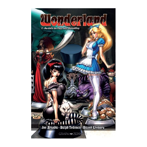 Wonderland tome 2 (VF)