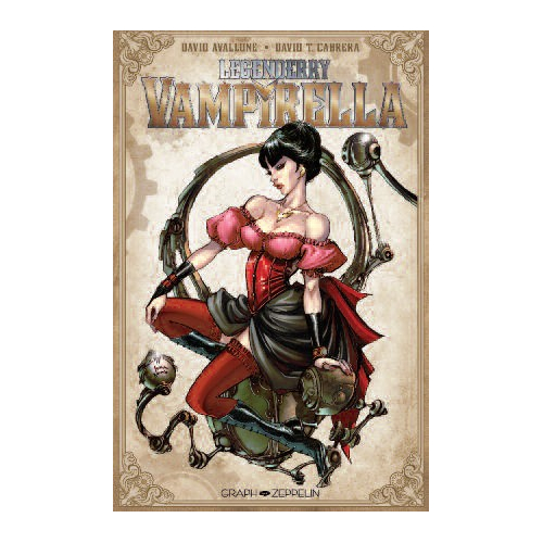 Legenderry : Vampirella (VF)
