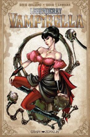 Legenderry : Vampirella (VF)