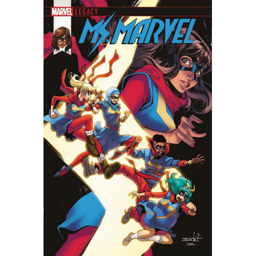 Ms Marvel Tome 8 (VF)