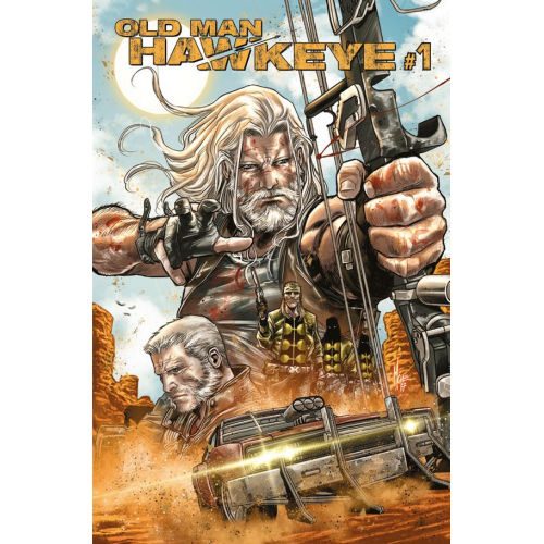 Old Man Hawkeye Tome 1 (VF)
