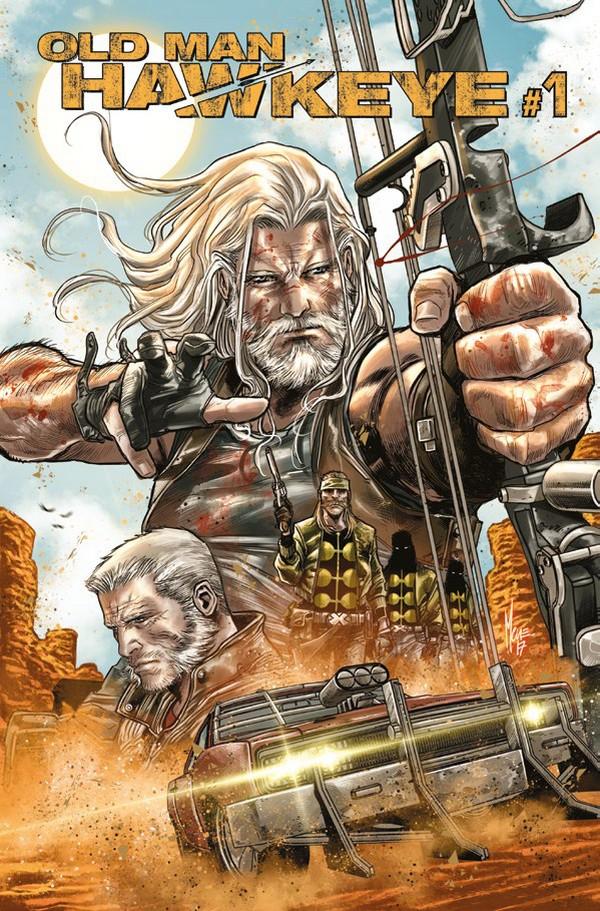 Old Man Hawkeye Tome 1 (VF)