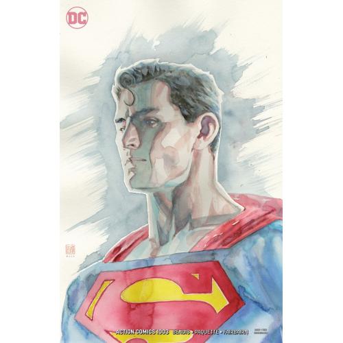 Action Comics 1003 Mack Variant (VO)