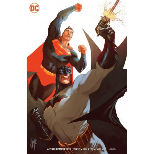 Action Comics 1003 Manapul Variant (VO)