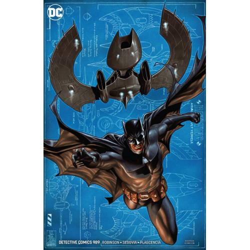 Detective Comics 989 Brooks Variant (VO)