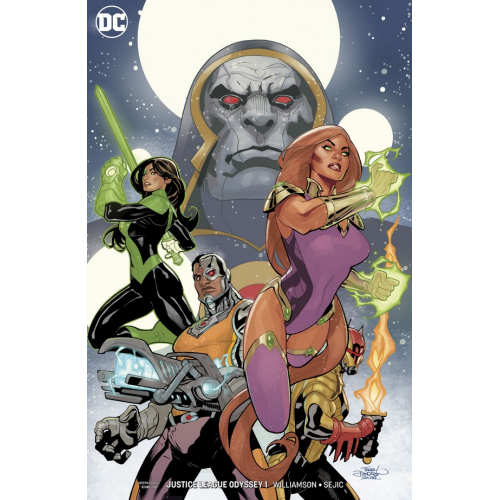 Justice League Odyssey 1 Dodson Variant (VO)