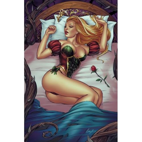 Mini-Print Fairy Tales by Elias Serie 1 N°9