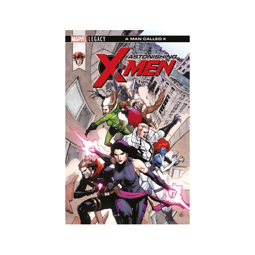 Marvel Legacy - X-Men Extra n°3 (VF)