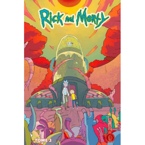Rick & Morty Tome 3 (VF)