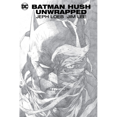 BATMAN HUSH UNWRAPPED HC NEW ED (VO)