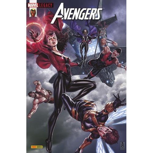 Marvel Legacy Avengers n°4 (VF)