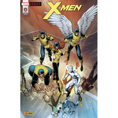 Marvel Legacy X-Men n°4 (VF)
