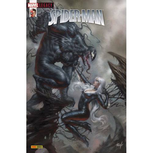 Marvel Legacy Spider-Man n°4 (VF)