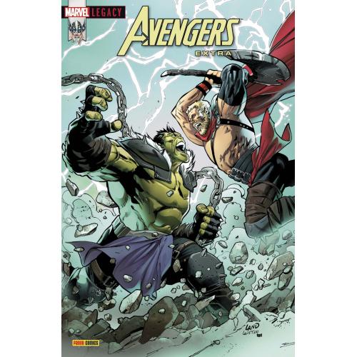 Marvel Legacy Avengers Extra n°2 (VF)