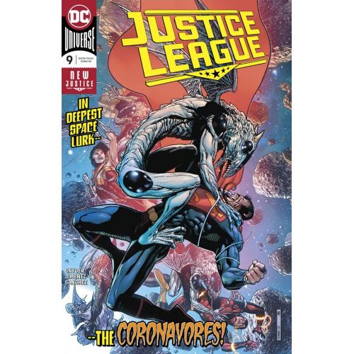 JUSTICE LEAGUE 9 (VO)