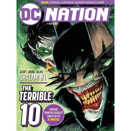 GRATUIT: DC NATION 5 (VO)