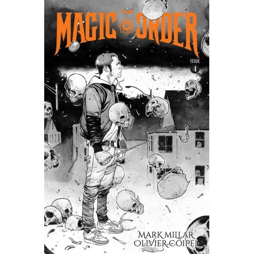 The Magic Order 4 Cover B Coipel (VO) Mark Millar - Olivier Coipel
