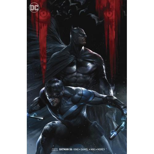 Batman 56 Variant Edition (VO)
