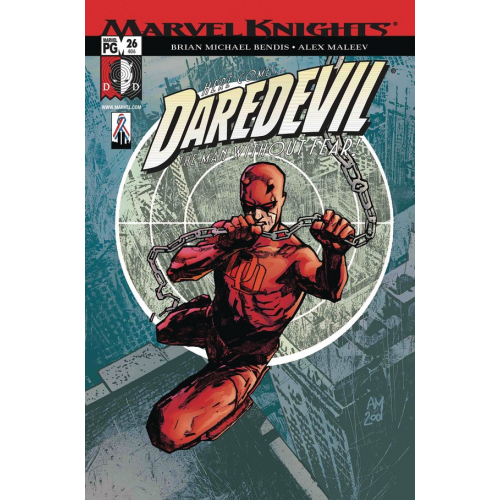 DAREDEVIL BY BENDIS & MALEEV 1 (VO)