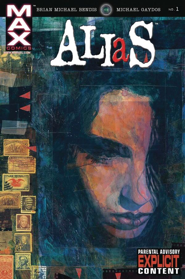 JESSICA JONES ALIAS BY BENDIS & GAYDOS 1(VO)