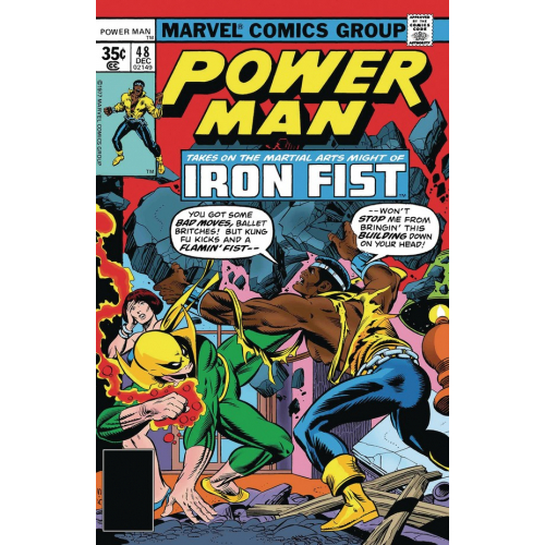POWER MAN AND IRON FIST 1(VO)
