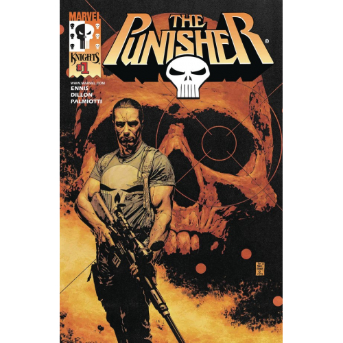 PUNISHER BY ENNIS DILLON & PALMIOTTI 1(VO)