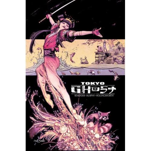 Tokyo Ghost 3