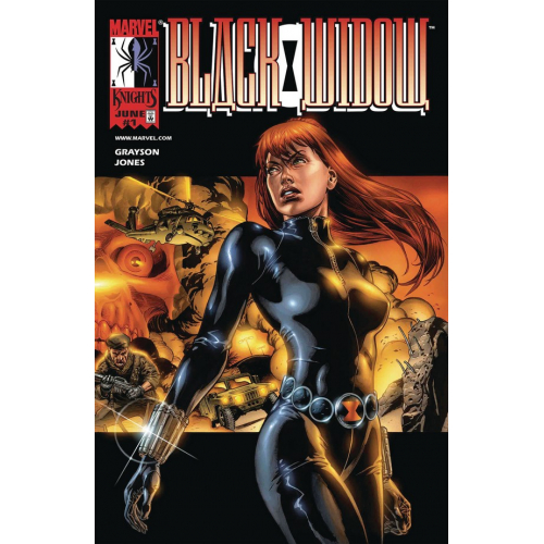BLACK WIDOW BY GRAYSON & JONES 1(VO)