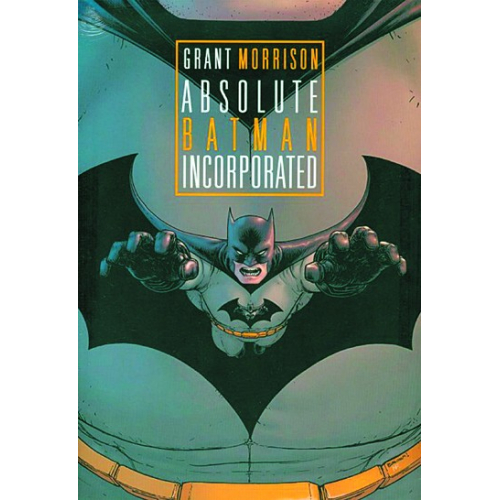 ABSOLUTE BATMAN INCORPORATED HC (VO)