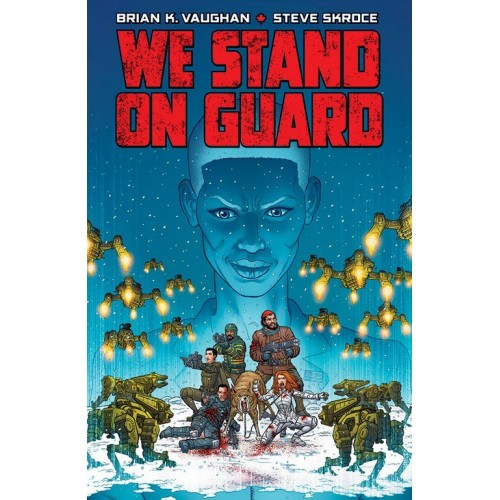 We Stand on Guard 5