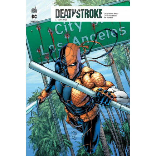 Deathstroke Rebirth Tome 3 (VF)