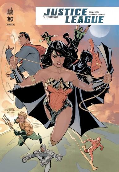 Justice League Rebirth Tome 5 (VF)
