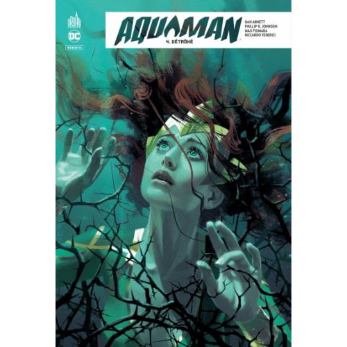 Aquaman Rebirth Tome 4 (VF)