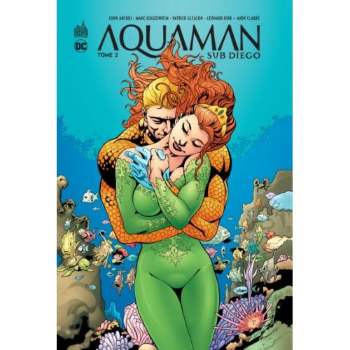 Aquaman Sub-Diego Tome 2 (VF)