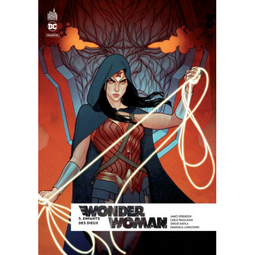 Wonder Woman Rebirth Tome 5 (VF)
