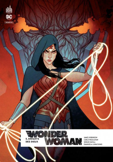 Wonder Woman Rebirth Tome 5 (VF)