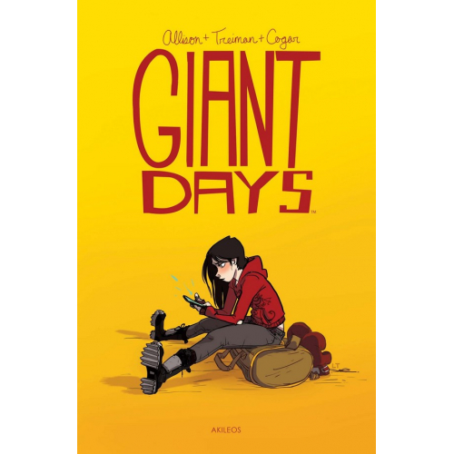 Giant Days Tome 1 (VF)