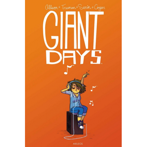 Giant Days Tome 2 (VF)